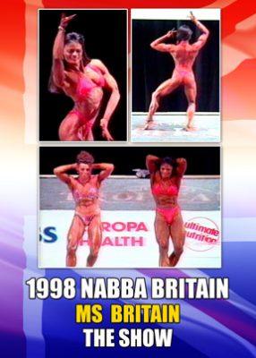 1998 NABBA Ms. Britain Show Download