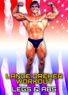 Lance Dreher Workout - Legs and abs download