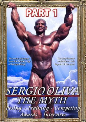 Sergio Oliva Myth Part 1 Download