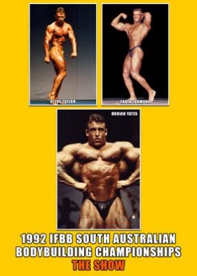 1972 IFBB SA Bodybuilding Championships
