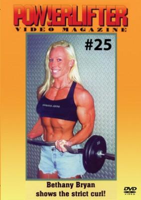 Powerlifter Video Magazine # 25