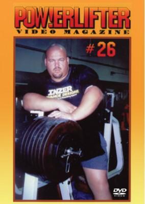 Powerlifter Video Magazine # 26