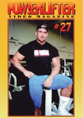 Powerlifter Video Magazine # 27
