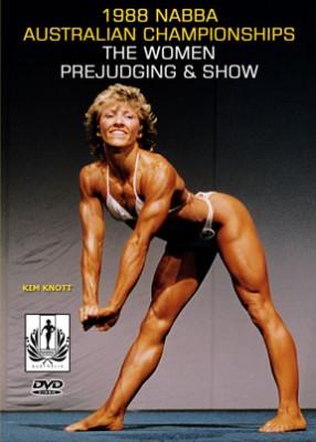 1988 NABBA Australia Women