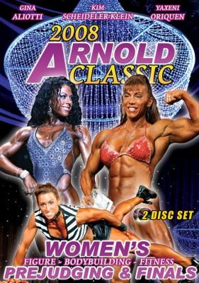 2008 Arnold Classic Women