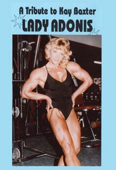 Lady Adonis - Kay Baxter