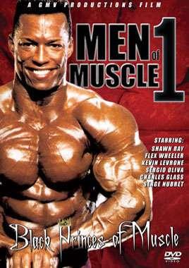 Men of Muscle #1 - Black Princess of Muscle