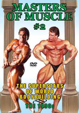 Master's of Muscle #2