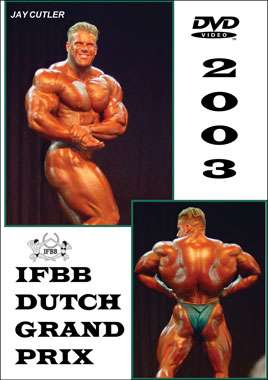 2003 IFBB Dutch Grand Prix