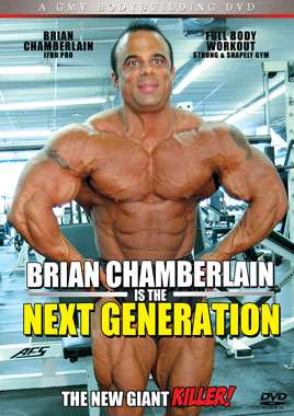 Brian Chamberlain is the Next Generation