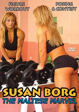 Susan Borg - The Maltese Marvel