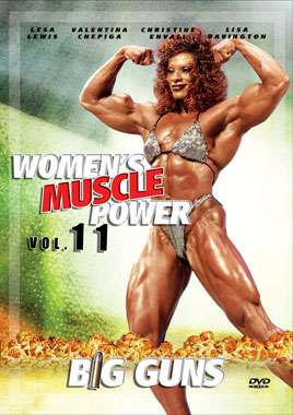 Women's Muscle Power # 11 - Big Guns