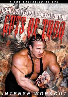 Guts of Toro' Christian Lobarede - Intense Workout