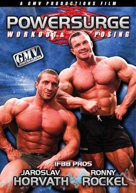 Powersurge - Ronny Rockel & Jaroslav Horvath