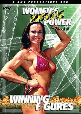 Women's Muscle Power #10 - Winning Figures