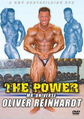 The Power - Mr Universe Oliver Reinhardt