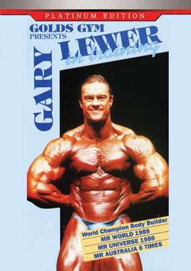 Gary Lewer - Mr World in Training