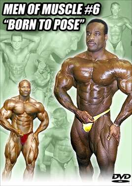Men of Muscle # 6 - Born to Pose
