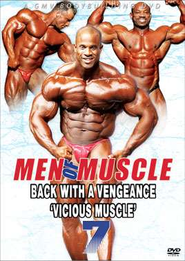 Men of Muscle # 7 - Back with a Vengeance: VICIOUS MUSCLE