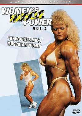 Women's Muscle Power #4 - The World's Most Muscular Women