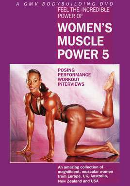 Women's Muscle Power #5 - Feel the Incredible Power