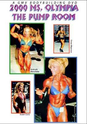 2000 Ms. Olympia Pump Room