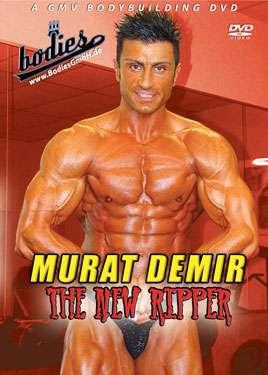 Murat Demir – Mr Universe: THE NEW RIPPER!