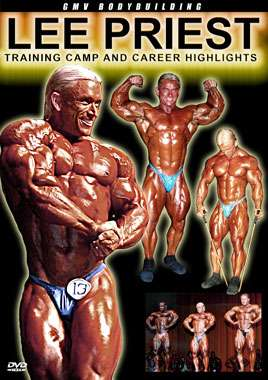 Lee Priest - Training Camp & Career Highlights