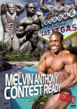 Melvin Anthony: Contest Ready - The World's Greatest Poser
