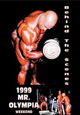 1999 Mr Olympia Pump Room & Behind the Scenes