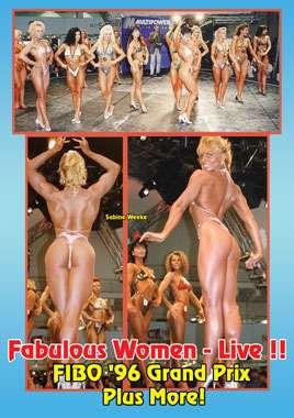 Fabulous Women - Live !! FIBO '96 Grand Prix Plus More!