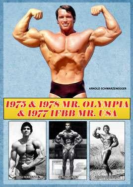 1975 & 1978 Mr. Olympias & 1977 IFBB Mr. USA