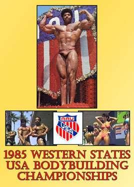 1985 Western States USA Bodybuilding Championships