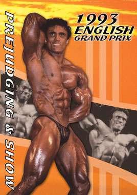 1993 IFBB English Grand Prix
