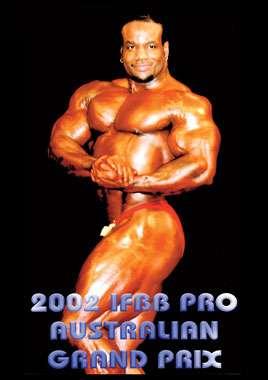 2002 IFBB Pro Australian Grand Prix