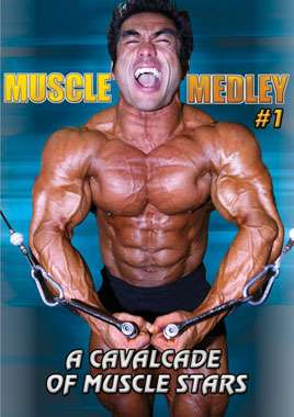 Muscle Medley #1 - A Cavalcade of Muscle Stars!