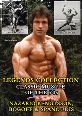 GMV's Legends Collection: Classic Muscle of the 70s