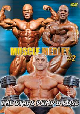 Muscle Medley 2 (Digital Download)