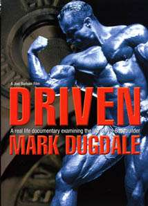 Mark Dugdale 'Driven' (DVD)