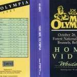 1985 Mr. Olympia (DVD)