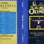 1986 Mr. Olympia (DVD)