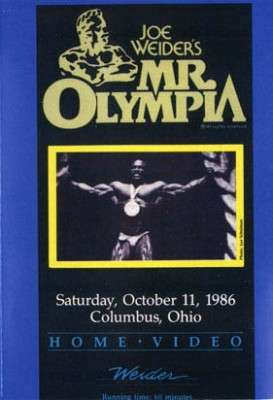 1986 Mr. Olympia (Download)