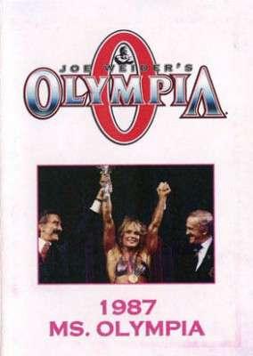 1987 Ms. Olympia (DVD)