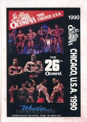 1990 Mr. Olympia (DVD)