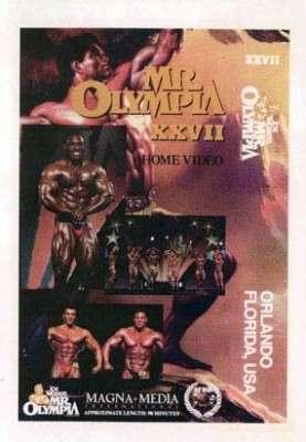 1991 Mr. Olympia (DVD)