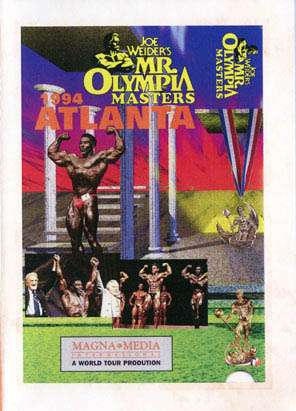 1994 Masters Olympia (DVD)