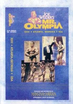 1995 Mr. Olympia (DVD)
