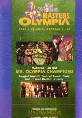 1995 Masters Olympia (DVD)