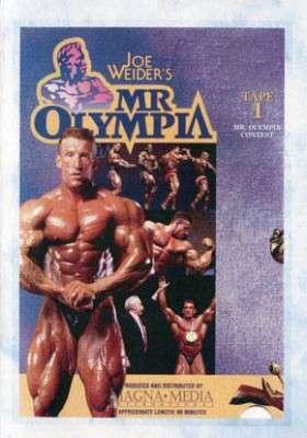 1996 Mr. Olympia (DVD)