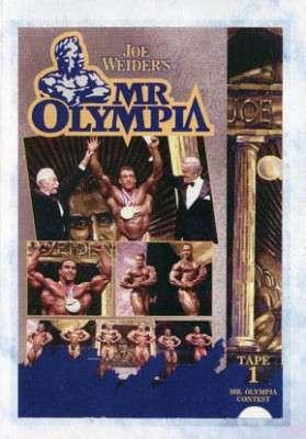 1997 Mr. Olympia (DVD)